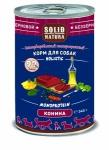 Solid Natura Holistic Конина влажный корм для собак 0,34 кг   45