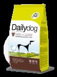 DailyDog Adult  MEDIUM and LARGE BREED оленина и кукуруза  20 кг