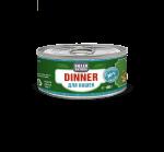 Solid Natura Dinner Кролик влажный корм для кошек 0,1 кг   4508