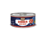 Solid Natura Dinner Говядина влажный корм для собак 0,1 кг   450