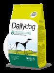 DailyDog Adult  MEDIUM BREED с  курицей и рисом 20 кг.