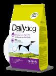 DailyDog Adult  MEDIUM and LARGE BREED с уткой и овсом 12 кг