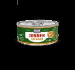 Solid Natura Dinner Индейка влажный корм для кошек 0,1 кг   4504