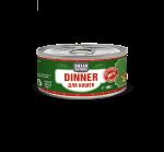 Solid Natura Dinner Говядина влажный корм для кошек 0,1 кг   450