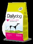 DailyDog Adult  LARGE BREED с  ягненком  и рисом 12 кг.
