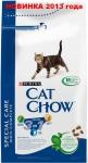 Cat Chow Feline 3 в 1 (15кг)
