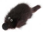 GoSi Мышь норка М   дразнилка для кошек норка разноцветный