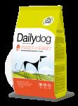 DailyDog Adult  MEDIUM and LARGE BREED индейка и ячмень  20 кг