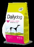 DailyDog Adult  MEDIUM BREED с  ягненком  и рисом 12 кг.