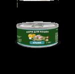 Solid Natura Holistic Кролик влажный корм для кошек 0,1 кг   453