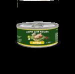 Solid Natura Holistic Курица влажный корм для кошек 0,1 кг   453