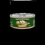 Solid Natura Holistic Индейка влажный корм для кошек 0,1 кг   45