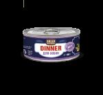 Solid Natura Dinner Ягненок влажный корм для собак 0,1 кг   4522