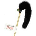 GoSi Махалка Лапка норки  натуральная норка дразнилка для кошек