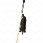 GoSi Махалка Мышиные хвосты на веревке дразнилка для кошек норка