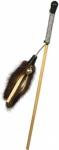 GoSi Махалка Норковая пальма на веревке дразнилка для кошек норк
