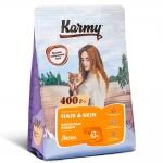 KARMY д/кошек Хайер & Скин Лосось 0,4кг