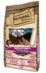 Wild Instinct беззерновой с кур.инд.лосос.  0,6 кг