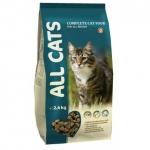 All Cats д/взрослых кошек 2,4кг