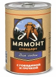 Мамонт Стандарт Говядина с гречкой влажный корм для собак 0,97 к