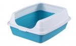 Лоток для кошачьего туалета с бортом 49х39х18 см