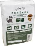 Пеленки для домашних животных Glory Life однораз. белые 60х60 5ш