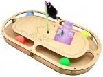 Игровые комплексы и игрушки для кошек