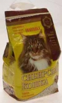 Сибирская кошка  Ультра (комкующ.) 5 л